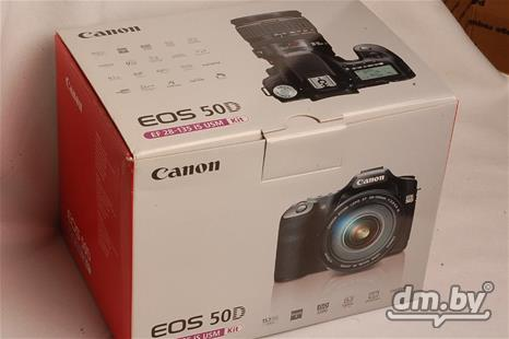 Canon EOS 50D Kit EF-S, Минск,   350 $
