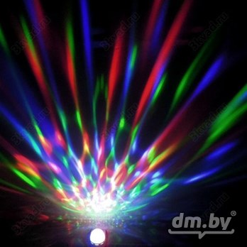 Домашняя светомузыка Disco Light, Могилёв,   20 $