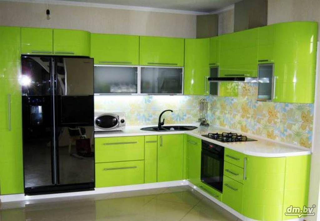 Кухня зеленое спб