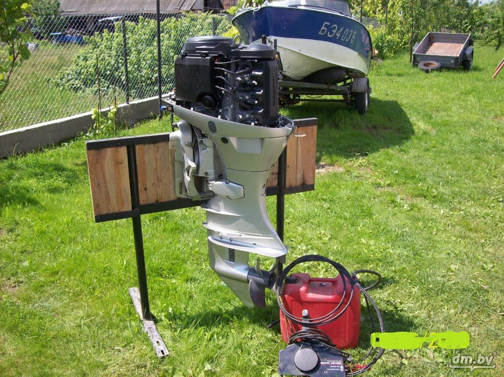 ремонт лодочных моторов в бресте