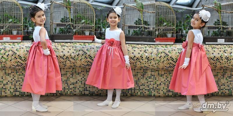 Платья на выпускной в детсад