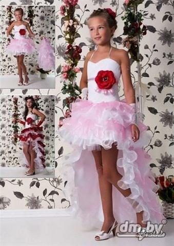 Платье для девочек на выпускной