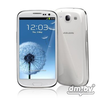 Samsung i 9300 Galaxy S III (16Gb) white, Гомель,   300 $