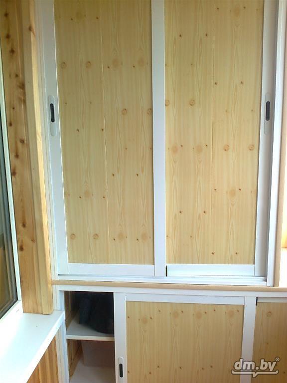 Балконные рамы,окна из пвх,шкафы на балкон и лоджию в минске.