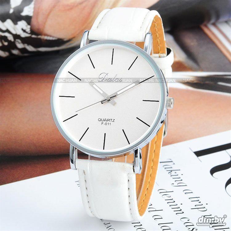 Часы в цвете белый Купить - ozonru