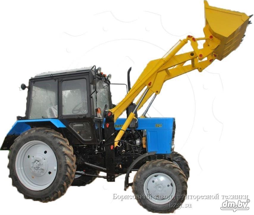 КУН на МТЗ (навеска для трактора)   Мир фермера